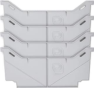 DECKED Wide Divider Set of 4 (T Slot)