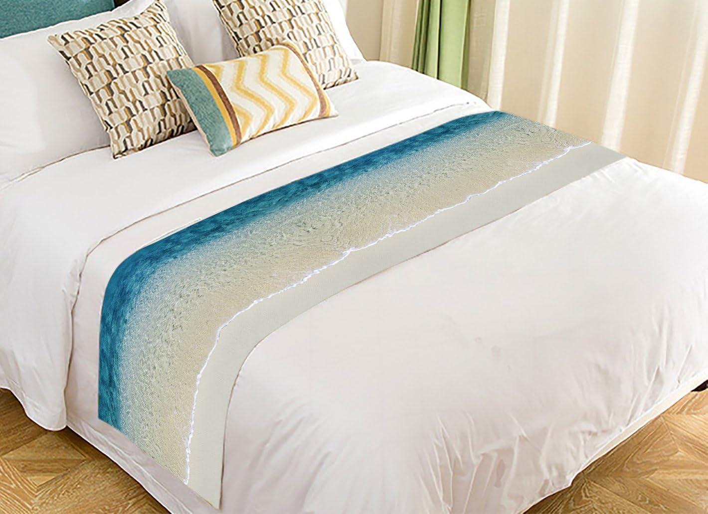C-Bedcloth Custom Memphis Mall Beach Clear Sea Super Bed 67% OFF of fixed price Decoratio Ocean Sand