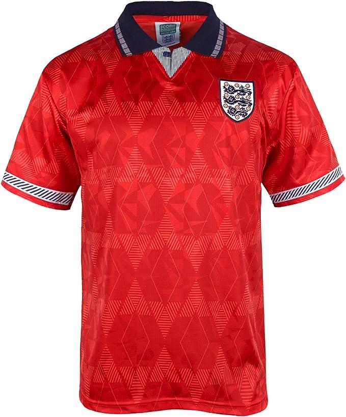 Maglia nazionale inglese mondiali 1990 - divisa casa e trasferta - uomo