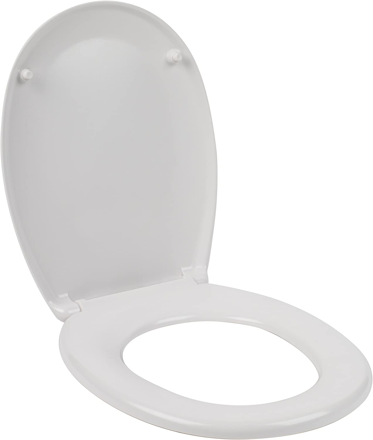 Beldray At the price of surprise Easy Fit Soft Close Toilet Seat x 38.5 New York Mall Duroplast White