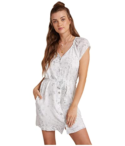 bella dahl Elastic Neck Raglan Dress (Olive) Women
