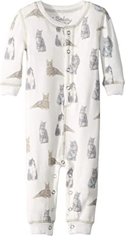 Cats Romper (Infant)