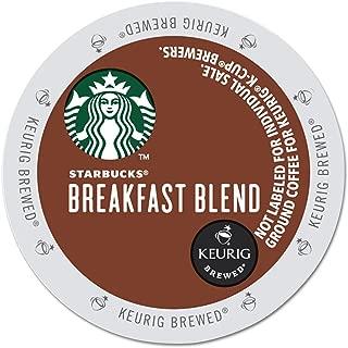 Starbucks Breakfast Blend K-Cup for Keurig Brewers, 96 Count