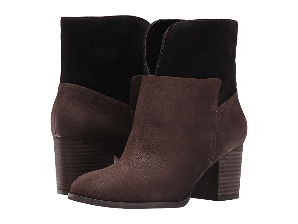 Nine West Dale (Dark Brown/Dark Brown Nubuck) Women