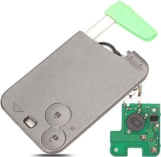 smartcard PCF7947 ProPlip - Tarjeta completa con programación electrónica para Renault Laguna vel Satis Espace 433 MHz