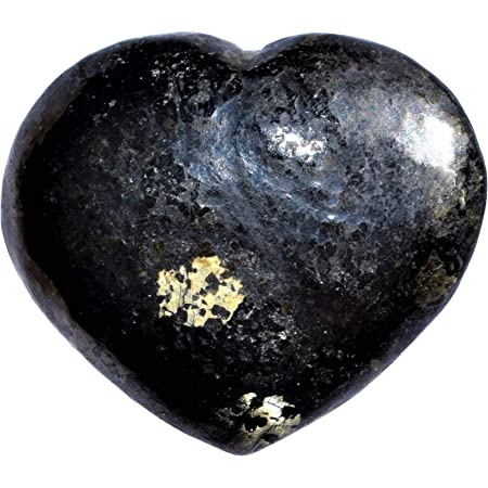 1pc Nuummite AA-Grade Medium//Large Tumbled /& Hand Polished Very Protective Natural Healing Crystal Gemstone Specimen from Greenland