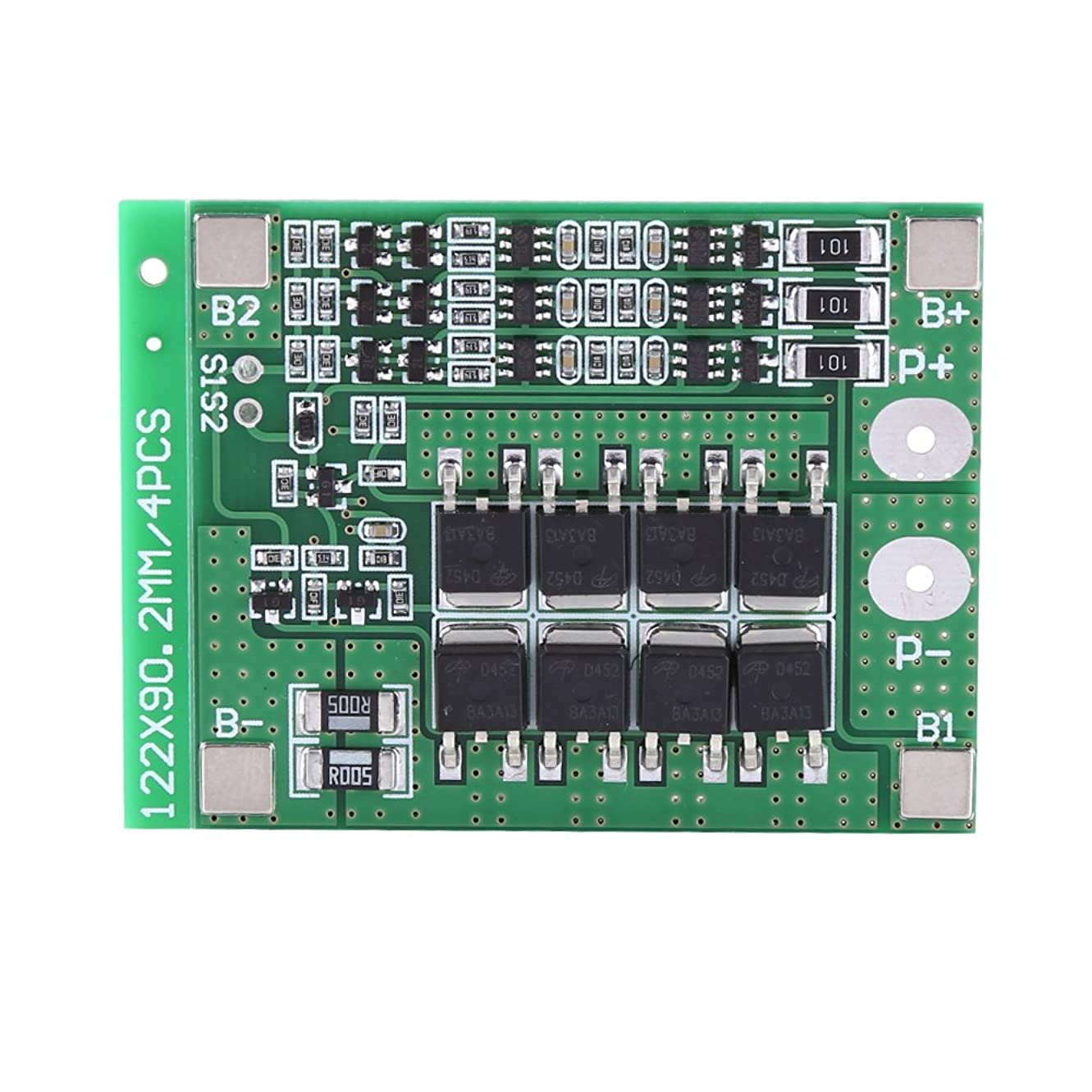 犠牲悲観主義者弁護3S 18650リチウムバッテリ保護ボード11.1V 12.6V 25A W/バランス基板充電コントローラ