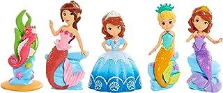 Disney Sofia The First Royal Friends Mermaid Figure Set