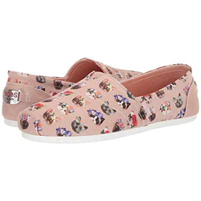BOBS from SKECHERS Bobs Plush Catchella (Blush) Women