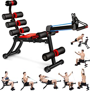 Household Abdominal Exercise Machine Foldable Fitness Equipment Home Gym workout