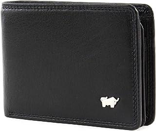 Braun Büffel Golf Geldbörse X Leder 10,5 cm