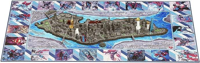 4D Cityscape Superman Mini Metropolis 3D Time Puzzle