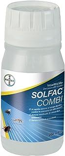 Bayer CropScience SOLFAC COMBI - Insetticida contro zanzare