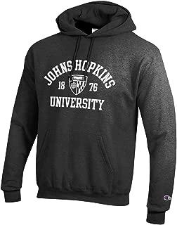 Johns Hopkins University Champion Hooded Sweatshirt Hoodie