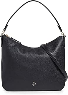 Kate Spade Hobo Bag for Women- Black