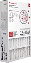 Honeywell CF100A1009/U MicroDefense AC Furnace 4 Inch High Efficiency Air Filter, 16x25x4