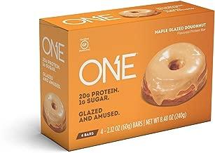 ONE Protein Bar, Maple Glazed Doughnut, 4 Count