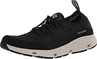 Zapatillas para Mujer Gris Columbia Drainmaker 3D Ti Grey Steel, Red Coral 39.5 EU