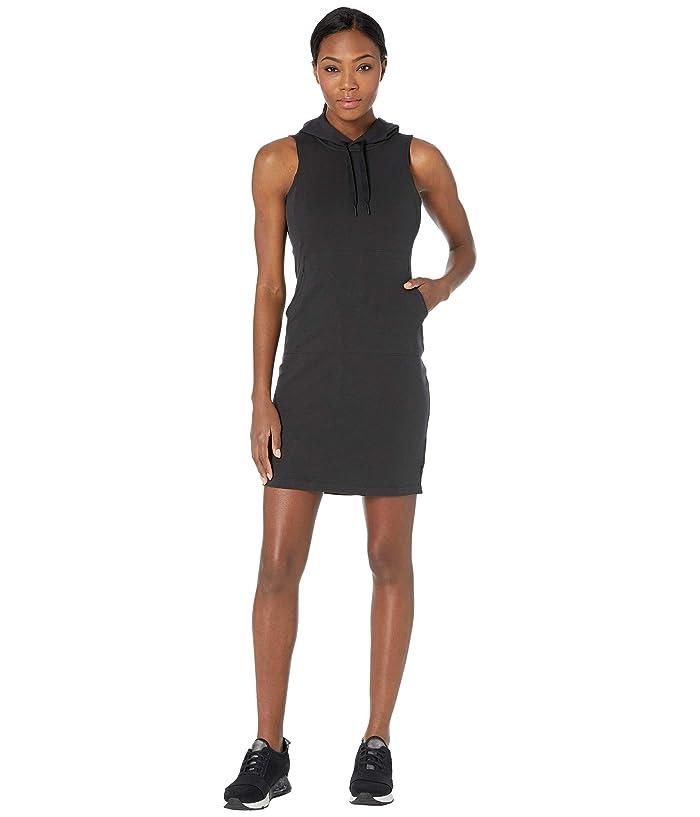 The North Face Bayocean Sleeveless Hooded Dress (TNF Black) Women
