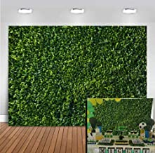 Vinyl 7x5ft Green Leaves Background Photo Newborn Baby Shower Photo Studio Props Grass Wall Spring Safari Party Banner Wedding Outdoorsy Decoration Bridal Shower Photography Backdrops