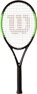 Wilson(ウイルソン) 硬式 テニスラケット [ガット張り上げ済] BLADE FEEL(ブレード フィール) 100/105 グリップサイズ2 WR018610F2/WR018710F2 GREEN