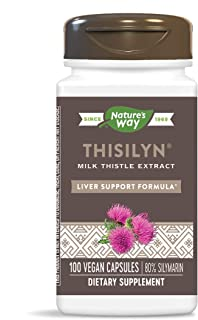 Nature's Way Thisilyn® Standardardized Milk Thistle Extract (Packaging May Vary)