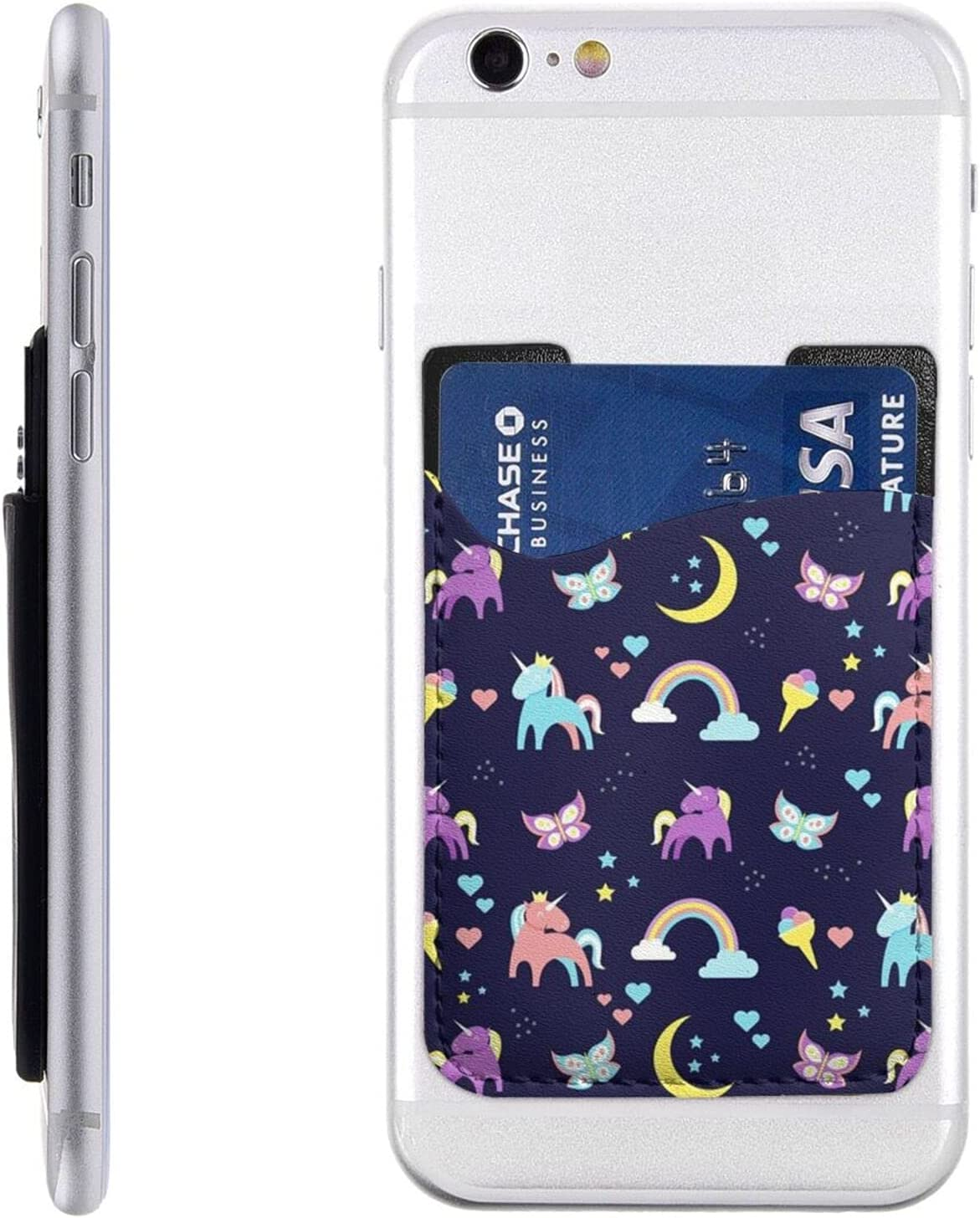 Unicorn Our shop most popular Fashion Pegasus Rainbow Butterfly Phone S Cell Holder Card