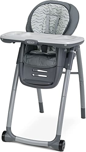 Graco Table2Table Premier Fold 7 in 1 Convertible High Chair | Converts to Dining Booster Seat, Kids Table and More, ...