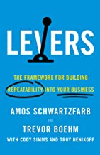 Levers: The Framework for Building Repeatability into Your Business (English Edition)