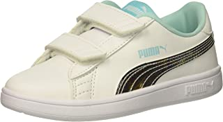 PUMA Kids Smash V2 Mermaid V Ps Sneaker