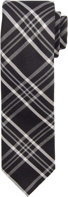 Goodfellow & Co. Men's Plaid Skinny Neck Tie