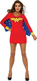 DC Superheroes Wonder Woman Adult Wing Dress