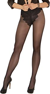Elegant Moments Women's French Cut Support Pantyhose