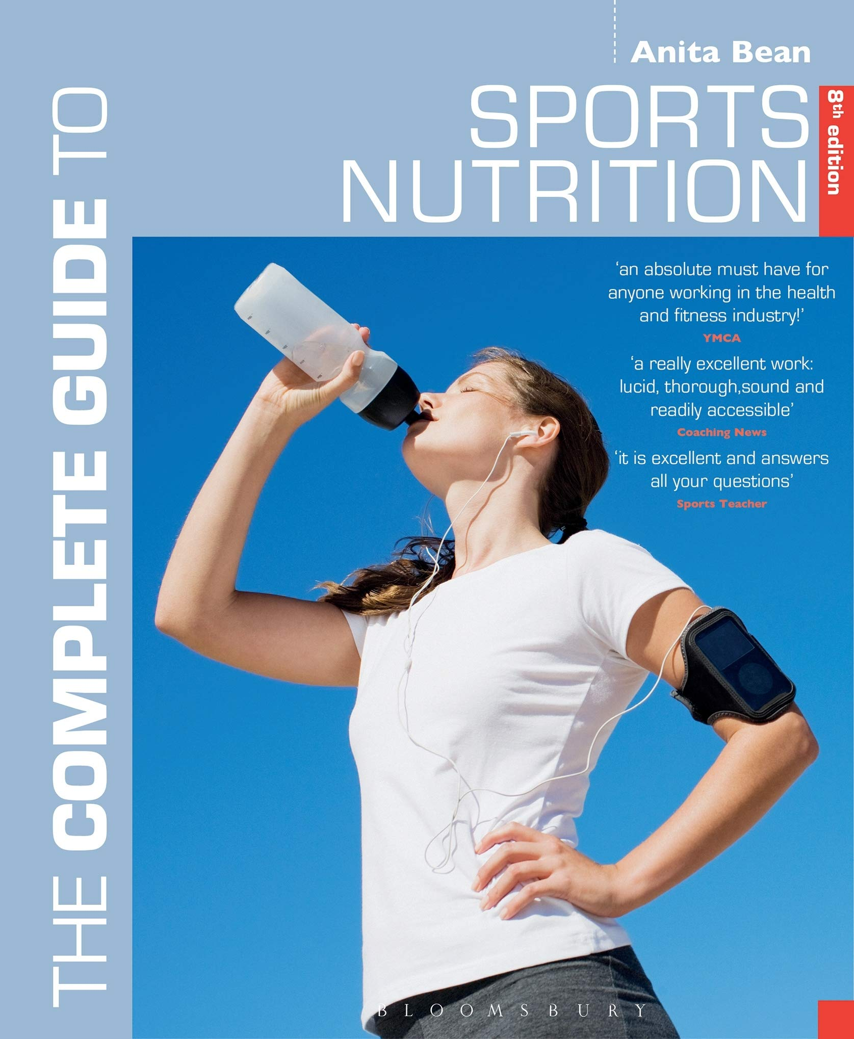Image OfThe Complete Guide To Sports Nutrition