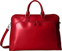 Audrey RFID Brera Briefcase With Laptop Pocket