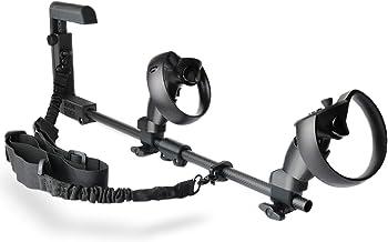 Magni Stock - VR Carbon Fiber Controller Rifle Adapter for Oculus Rift