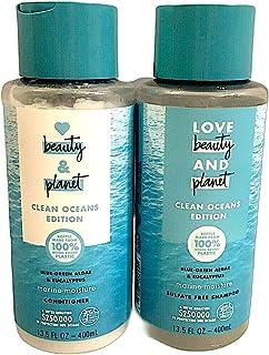 Love Beauty & Planet Blue-Green Algae & Eucalyptus Shampoo & Conditioner Set