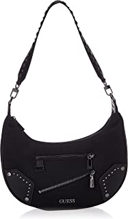 Guess Frankie Hobo Bag Black