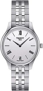 Tissot orologio donna Tradition 5.5 Lady argento 31mm acciaio quzo T063.209.11.038.00