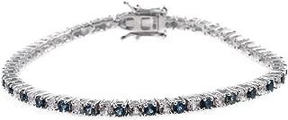 Best sterling silver swarovski tennis bracelet Reviews