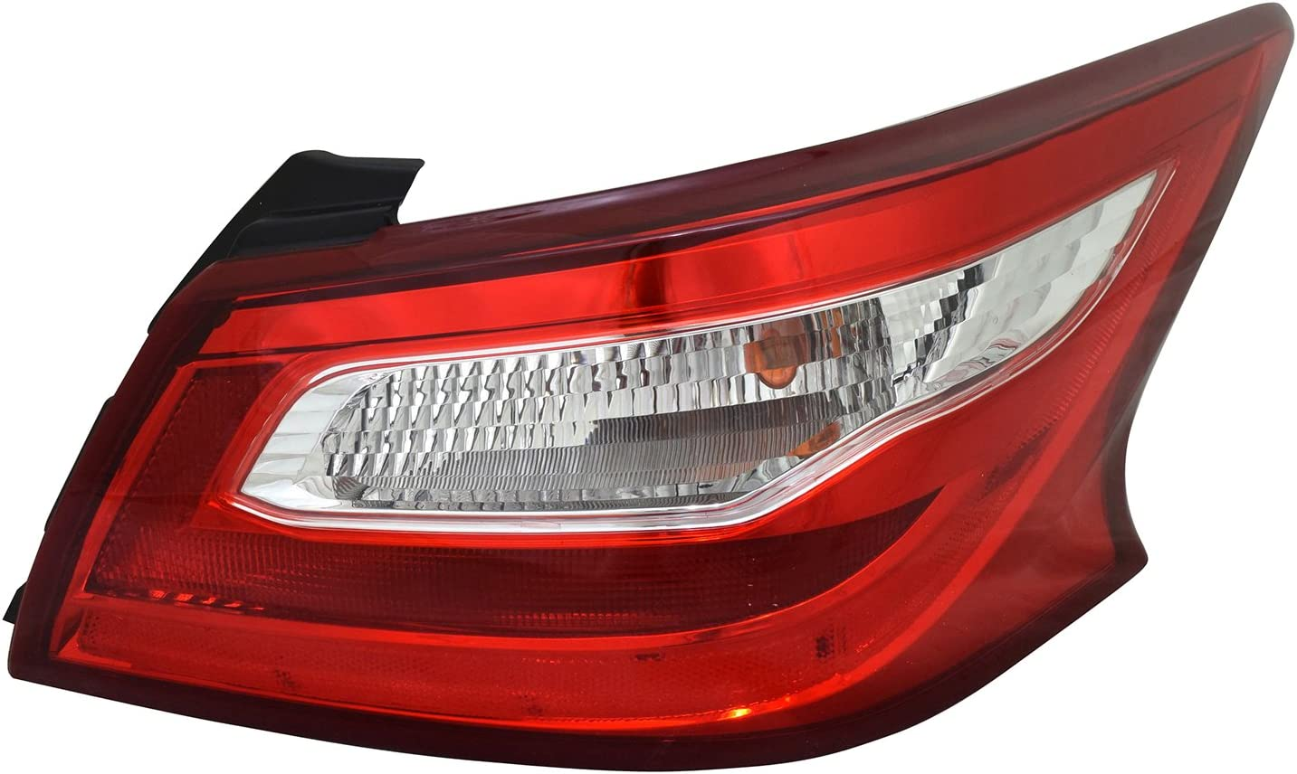 TYC 11-6887-00-1 Compatible with NISSAN gift Tail Altima Ranking TOP4 Replacement
