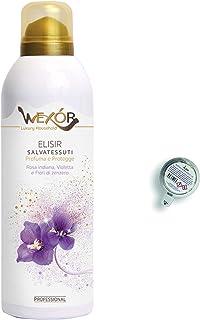 Wexor Parfum désodorisant Elixir protège-tissus Protège les abeilles, les tiroirs, les voitures, les odeurs Ligne Luxury P...