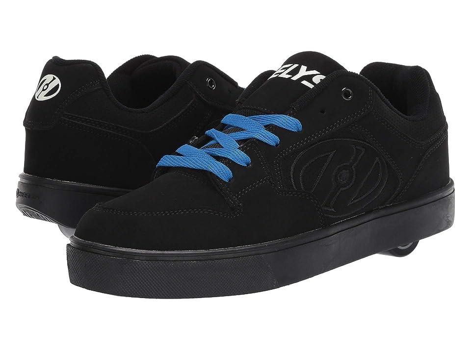 Heelys Motion Plus (Triple Black) Boys Shoes