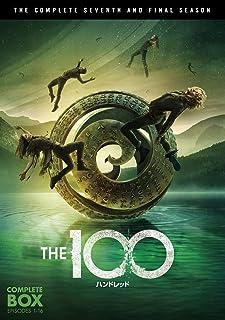 THE100/ハンドレッド (ファイナル・シーズン)DVD コンプリート・ボックス(4枚組)