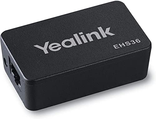 high quality Yealink sale Wireless 2021 Headset Adapter (EHS36) sale