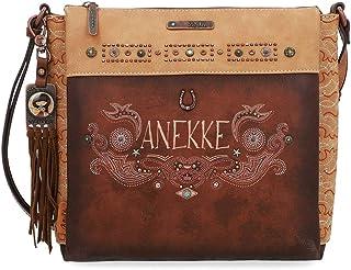 Anekke Sac bandoulière zippée