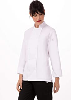 Women's Sofia Chef Coat