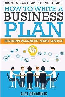 restaurant business plan software