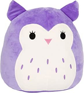 Squishmallow 5 Inch Best Seller Series #1 Plush Super Soft Squishy Stuffed Animals Age 0+ (Holly the Purple Owl)