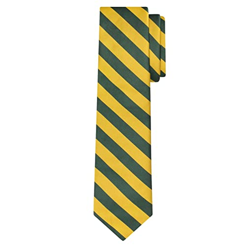 107fe797a7c3 Jacob Alexander Stripe Woven Men's Reg College Bar Stripe Tie